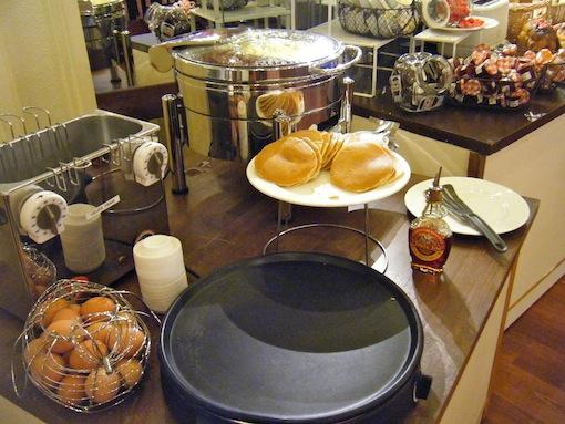buffet ptit dej