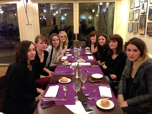 repas thalasso party blogueuses