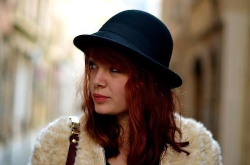 blog mode chapeau