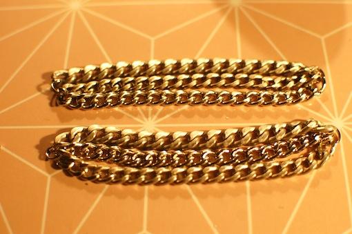 diy mocassins chaines 5